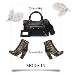 """Moda In Accessories"" by trendcrossing on Polyvore featuring moda e Balenciaga"