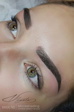 PMU Brows by Sandra Martis ( info@inter-beauty.com)