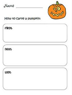 Carving a Pumpkin How to