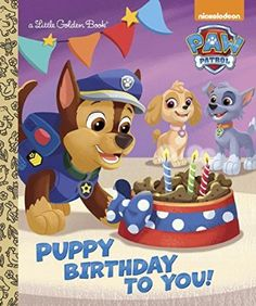 Reading books Puppy Birthday to You! (Paw Patrol) EPUB - PDF - Kindle Reading books online Puppy Birthday to You! (Paw Patrol) with easy simple steps. Puppy Birthday to You! (Paw Patrol) Books format, Puppy Birthday to You! Los Paw Patrol, Paw Patrol Party, Paw Patrol Birthday, 4th Birthday Parties, 5th Birthday, Surprise Birthday, Birthday Ideas, Thomas Birthday, Kid Parties