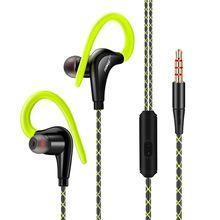 ESPORTES Fones De Ouvido Fones De Ouvido Com Microfone 3.5mm Jack Baixo auricuares fone de ouvido Fone de Ouvido Para Iphone Xiaomi tudo telefone(China (Mainland))