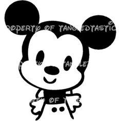 printable vintage mickey mouse cones - Google Search
