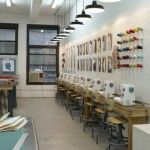 Sewing Studio Organization Organisation Ideas For 2019 Sewing Room Organization, Studio Organization, Organizing Tools, Sewing Spaces, Sewing Rooms, Studio Room, Sewing Studio, Sewing Class, Sewing Table