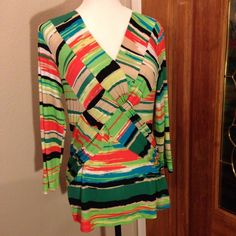 Cable & Gauge NWOT gorgeous top! Nice for the summer! Super soft! 💖 Cable & Gauge Tops