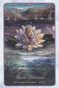 Ý nghĩa lá Have Patience trong bộ bài Whispers of Love Oracle Cards Love Oracle, Archangel Prayers, Spirit Signs, Angel Guide, Spiritual Love, Divine Light, Principles Of Art, Angels Among Us, Angel Cards