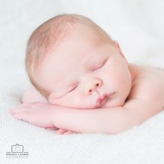 Sleeping Baby Boy - Photo taken by Monika Lauber