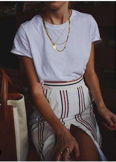 Classy minimalist style