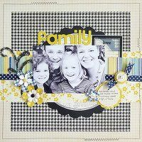 A Project by Flamsaro from our Scrapbooking Gallery originally submitted 08/09/09 at 07:31 AM