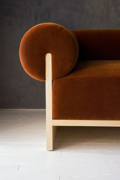 Chaise Lounger Assemblage Table designed by Syrette Lew of Moving Mountains.