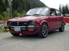 1972 honda civic cvcc RS - prospeed - Fotolog