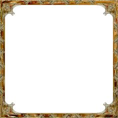 yellow frame png | Gold & Yellow Picture Frames