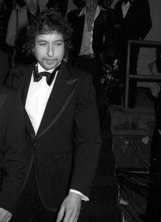 Musician Bob Dylan attends the 22nd Annual Grammy Awards on February 27 1980 at the Shrine Auditorium in Los Angeles California
