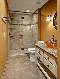 Walk-In showers are gorgeous, but are you a good candidate for one on shabby chic bathroom shower, mediterranean bathroom shower, spanish style bathroom shower, modern contemporary bathroom shower, french country bathroom shower, craftsman bathroom shower,