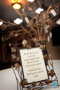 """words of encouragement"" tree or ""marital advise"" tree, etc."