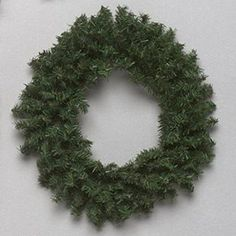 Vickerman 003039  10 Mini Pine Christmas Wreath A802609 >>> Click on the image for additional details.