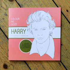 Colour Me Good - Harry Styles - Books - Berylune