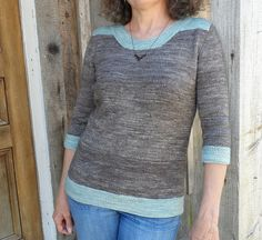 Ravelry: Bear River pattern by Laura Aylor