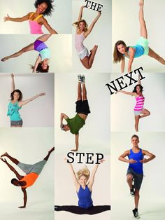 Plover them:) Best Series, Best Tv Shows, Best Shows Ever, Favorite Tv Shows, Le Studio Next Step, Gymnastics Poses, Step Program, Dance Academy, Disney Shows