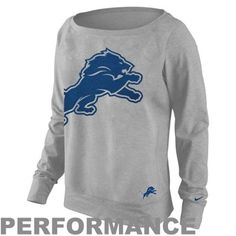 Detroit Lions Ladies Hoodies and Sweatshirts are stocked at Fanatics, the World's largest selection of officially licensed gear. Display your spirit with officially licensed Detroit Lions Sweatshirts in a variety of styles from the ultimate sports store. Nike Outfits, Sport Outfits, Casual Outfits, Detroit Lions Sweatshirt, Detroit Sports, Nfl, Nike Shoes For Sale, Material Girls, Crew Sweatshirts