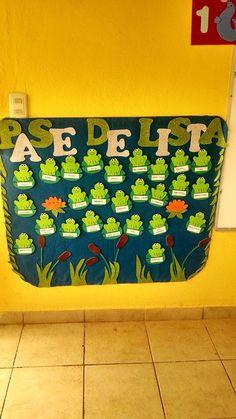 Crafts To Make, Diy Crafts, School Doors, Kids Calendar, Classroom Door, Pre School, Teaching Resources, Ideas Para, Kindergarten