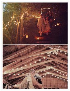 Cape Cod wedding dance hall...