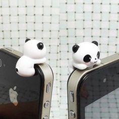 35 % Rabatt Cute White Black Hanging Panda Staub Plug mm Stecker Handy iPhon… 35 % Rabatt Cute White Black Hanging Panda Staub Plug mm Stecker Handy iPhone 4 4 5 5 s Stecker Samsung Charme Kopfhörer Jack Ear Cap