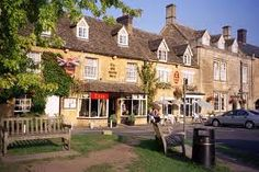 Stow on the Wold Cotswalds, England