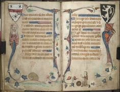Knightv Snail VII: A Pretty Comprehensive Defeat (from a fragmentary Book of Hours, England (London), c. 1320-c. 1330, Harley MS 6563, ff. ...