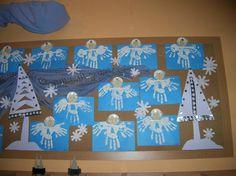Diy And Crafts, Arts And Crafts, Winter Art, Winter Ideas, Christmas Art, Christmas Ideas, Advent Calendar, Activities For Kids, Kindergarten