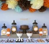 Fall themed baby shower - Google Search