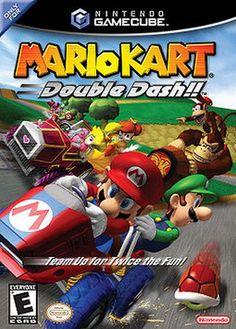 Mario Kart: Double Dash!! (Nintendo GameCube, 2003) USE CODE WEB20 - SAVE 20% ON ANY ORDER #nintendo #gamecube #mario