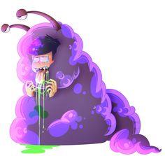 So sick ||| Slug Ichimatsu ||| Osomatsu-san Fan Art by K-away on DeviantArt