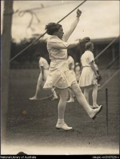 Digital Collections - Pictures - Mary Richards, English women's cricketer, bowling in the nets, Melbourne, [picture] 20th Century Women, Bowling, Cricket, Kids Playing, Melbourne, Photos, Pictures, Mary, English