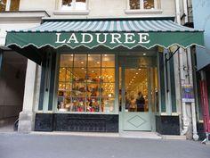 Boutique Ladurée au 16 rue Royale à Paris - Rue Royale - Wikipedia, la enciclopedia libre
