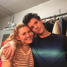 """""""Percabeth #intermission"""" from The Lightning Thief Musical on Instagram"""