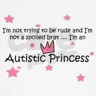 Afbeeldingsresultaat voor spoiled autisme
