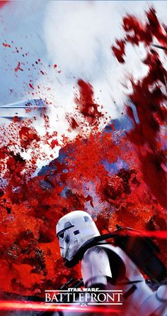 """Star Wars Battlefront [PS4] -- """"Immerse yourself in your Star Wars battle fantasies. Ground-based combat on a galactic scale. Master the Battlefront with iconic Star Wars characters."""""""