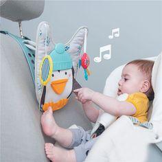 Little Moustache - Penguin Play&Kick Car Toy Toys, Baby Shop, Baby Car Seats, Kicks, Kids Rugs, Activities, Play, Children, Moustache