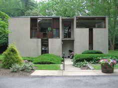私が影響を受けた建築家-ルイス・カーン・その1 | 木洩れ日の庭から
