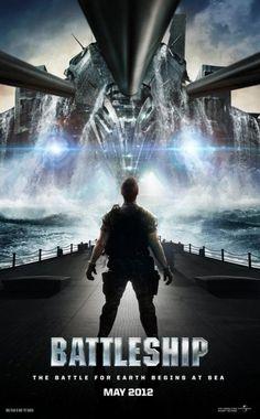 Sem o charme da franquia Transformers, o longa-metragem de 131 minutos Battleship – Batalha dos Mares (Battleship) chegou aos cinemas brasileiros na última sexta-feira (11)...