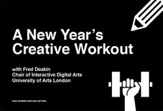 Need a creative pick me up? Follow Fred Deakin's two-week design workout | Education | Creative Bloq
