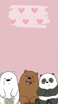 we bare bears wallpapers \ wallpapers on wall _ wallpapers on wall bedrooms _ wallpapers iphone fondos _ aesthetic wallpapers _ iphone wallpapers _ we bare bears wallpapers _ cute wallpapers aesthetic _ pubg wallpapers Cute Panda Wallpaper, Disney Phone Wallpaper, Cartoon Wallpaper Iphone, Soft Wallpaper, Bear Wallpaper, Kawaii Wallpaper, Cute Wallpaper Backgrounds, Galaxy Wallpaper, Wallpaper Desktop