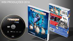W50 produções mp3: Os Pinguins De Madagascar - O Retorno Do Dr. Narin...