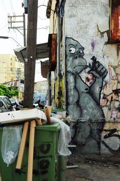 Reportage Photo Tel Aviv - Shutter Clothing Memories.  http://shutter-clothing.com/  #telaviv #streetart