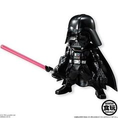 NEW Bandai STAR WARS CONVERGE 1 Candy toy Darth Vader single Japan Figure PSL 33