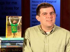 Watch the video booktalk for 'After Ever After' by Jordan Sonnenblick.