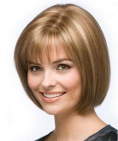 Attractive Short Bob Haircuts with Bangs to Look Pretty This Year