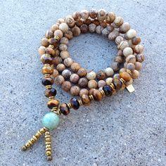 Yoga inspired jewelry made in California