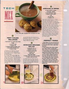 Tex Mex Seventeen Magazine