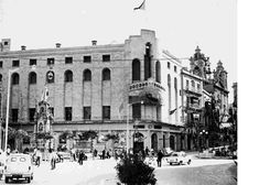 The original Rialto Theatre opened in 1936 and was destroyed during Rialto Theater, Malta History, Cinema Theatre, Old Pictures, Street View, Theatres, The Originals, Maltese